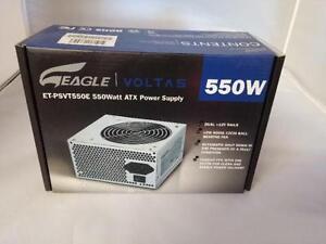 Eagle Tech ET-PSVT550E 550W ATX12V v2.2 Power Supply -NEW