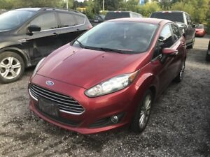 2014 Ford Fiesta SE2014 Fiesta SE all Power Options New Tires