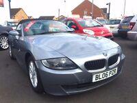 2006 06 BMW Z4 2.0 Z4 SE ROADSTER 2d 148 BHP