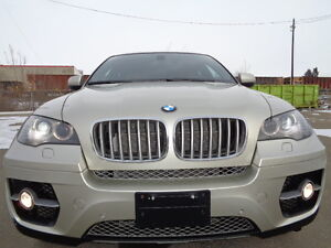 2009 BMW X6 xDrive50i--AWD-NAVI-LEATHER-SUNROOF--V8 TWIN TURBO
