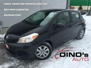 2012 Toyota Yaris LE | $52 Weekly $0 Down *OAC / Auto / A/C