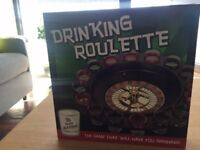 Drinking Roulette, New! Never Used