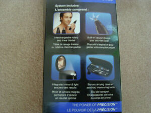 """THE SHARPER IMAGE NOSE&EAR TRIMMER """"""""NEW"""" West Island Greater Montréal image 7"""