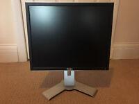 """Dell LCD Monitor - 1907FPc - 19"""" Anti-Glare Screen"""