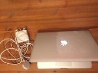"""Apple MacBook Pro 15"""" 2011 i7 8GB RAM 256GB SSD w/1TB HDD Good Condition Heathrow"""