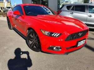 2017 Ford Mustang FM 2017MY Fastback SelectShift Red 6 Speed Sports Automatic Fastback