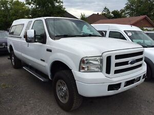 2007 Ford Super Duty F-250 XLT 4X4 DIESEL IMPECCABLE 13995.00$