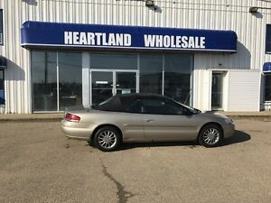 2002 Chrysler Sebring Limited
