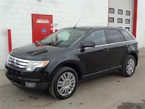2010 Ford Edge Limited AWD ~ Leather ~ Remote Start ~ $11,990
