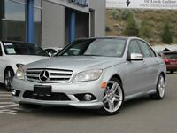 2010 Mercedes-Benz C-Class 4Matic | Navagation | Locally Owned |