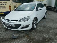 Vauxhall Astra J 2014 1.7 Diesel 6 Speed Manual A17DTS BRAKING FOR PARTS-SPARES-FREE DELIVERY