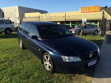 2005 Holden Commodore VZ MY06 Executive Blue 5 Speed Automatic Wangara Wanneroo Area Preview