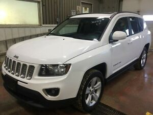 2015 Jeep Compass High Alt *4x4/Lthr