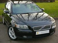 ★★DIESEL ESTATE ★★★Volvo V50 2.0 D SE 5dr ***10 SERVICE STAMPS** 1 OWNER*** £0 DEPOSIT FINANCE