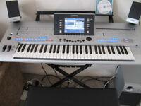 Yamaha Tyros 4 workstation Keyboard / Piano