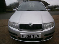 0505 SKODA FABIA 1.4 16v AUTOMATIC AMBIANT ESTATE 80K 2 OWNER THE LAST 5 YEAR