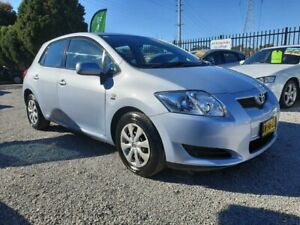 2008 TOYOTA COROLLA ASCENT 5D HATCH, AUTO, LOG BOOKS, REGO, WARRANTY, JUST SERVICED, REDUCED! Penrith Penrith Area Preview