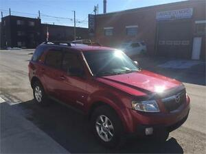 2006 MAZDA TRIBUTE- automatic- 4 CYL- 2X4- 126 000km- 5500$