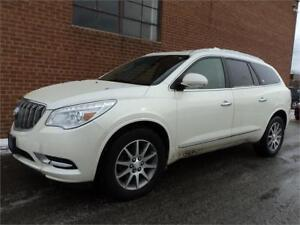 2013 Buick Enclave NAVIGATION DUAL ROOF 7PASS CAMERA SAFETY INCL