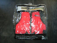 brand new bouyancy aid 50n red and black