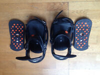 Burton Diode snowboard bindings in great condition - £40