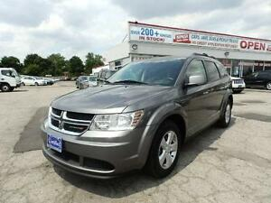 2013 Dodge Journey 7 PASSENGER BLUETOOTH CERTIFIED AND E-TESTED
