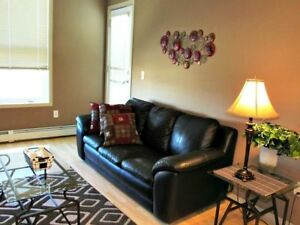 Beautiful Fully Furnished Condo in Luxury Building!