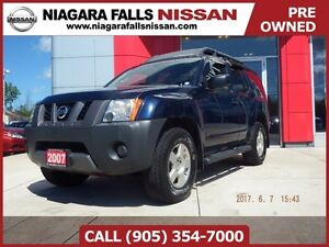 2007 Nissan Xterra Off-Road | Moonroof | Rack