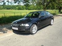 BMW 318i SE - LONG M.O.T - BARGAIN AT £695 - PRIVATE PLATE INCLUDED