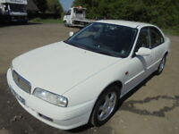 Rover 600 618 IS 16V (white) 1999