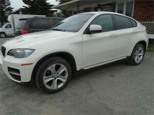 2011 BMW X6 35i M package