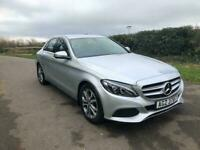 January 2016 Mercedes-Benz C200 2.0 Sport 4dr Automatic