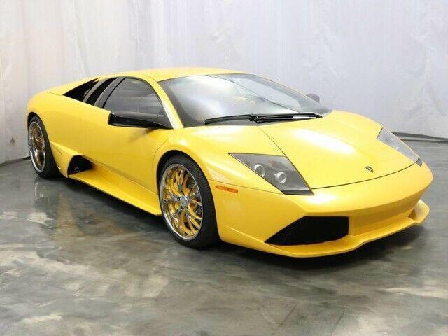 Image 8 Voiture Européenne d'occasion Lamborghini Murcielago 2008