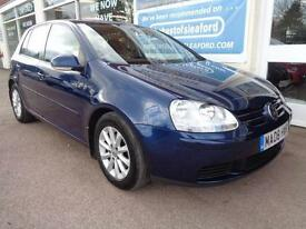 Volkswagen Golf 1.6 FSI ( 115PS ) 2008 Match F/S/H 9 stamps P/X