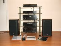 Techinics HiFi Separate System With Turntable Bargain