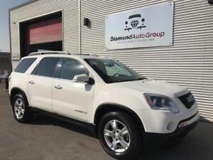 2008 GMC Acadia SLT1, ACCIDENT FREE, AWD