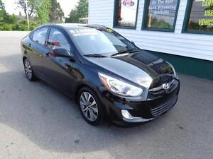 2017 Hyundai Accent GLS for only $127 bi-weekly all in!