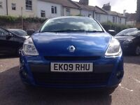Renault Clio 1.2 16v Extreme 3dr one owner