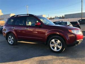 2011 Subaru Forester XT Limited -LOW KM/REMOTE STAER + MORE