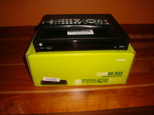 SHAW HD Box DCX3200