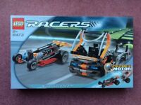 LEGO Racers Nitro Race Team (8473, 2002) Brand New Sealed in Box - very rare