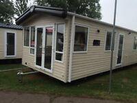 Static Caravan Nr Clacton-on-Sea Essex 3 Bedrooms 8 Berth ABI Sunningdale 2015