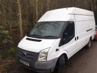 2013 FORD VAN CONVERTED INTO DISCREET CAMPER FOR SALE