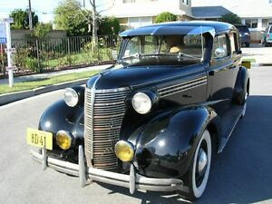 WANTED - 1938 Chevy car grill