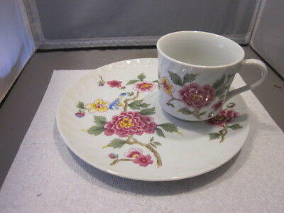 Mann snack plate and cup Windsor