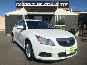 2015 Holden Cruze JH MY14 CD White 6 Speed Automatic Sportswagon Morayfield Caboolture Area Preview
