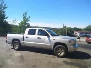 GREAT DEAL FOR 09 DAKOTA V8 CREW CAB!!! 4X4 - $145 BI WKLY OAC!