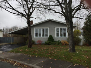 Single Family Bungalow Available in St. John's