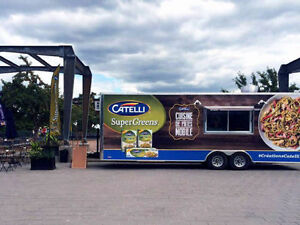SPECIAL OF THE MONTH! FOOD TRUCK/ CONCESSION TRAILER!