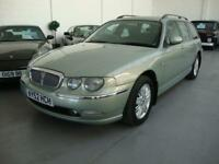 2002 Rover 75 Tourer 2.0 CDT Club SE 5dr